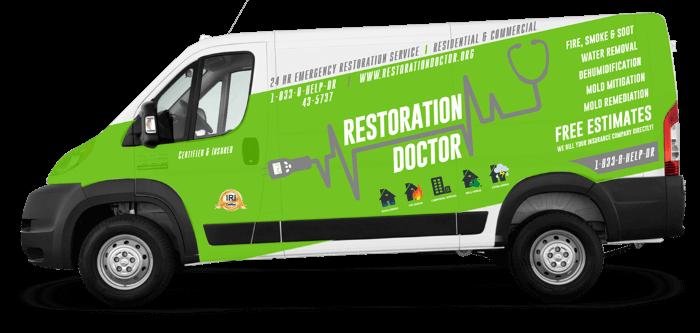 restoration doctor truck