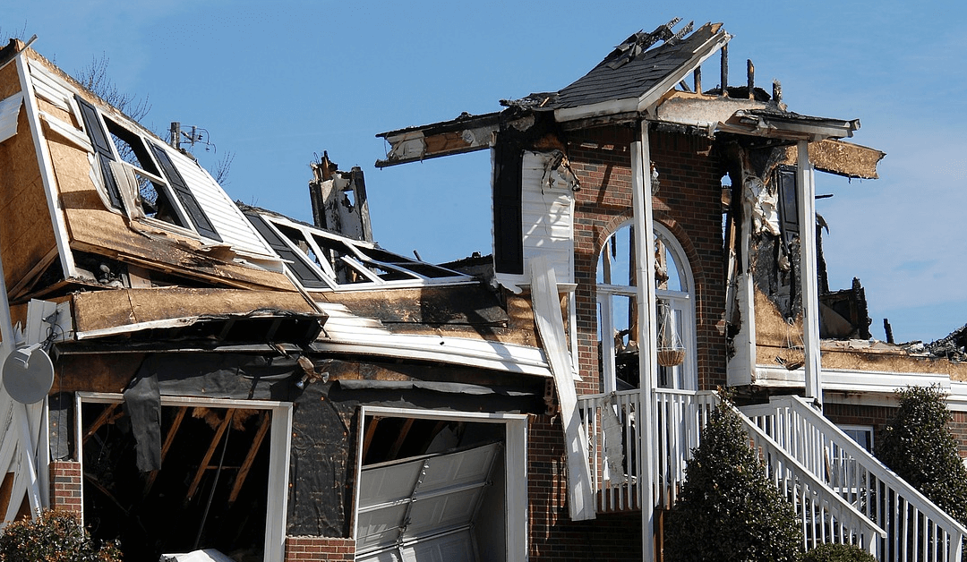 Fire Damage Restoration l Common Causes of House Fires