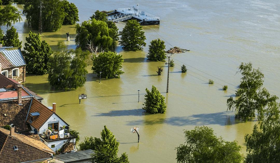 flood damage in Miami