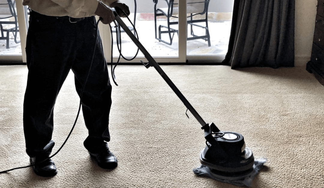 water damage carpet cleaning in Miami
